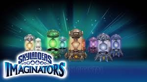 Skylanders Imaginators Chart Creation Your Own Crystal Skylander Skylanders Imaginators Skylanders