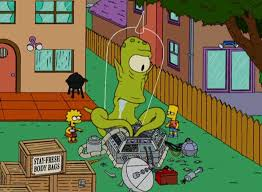 Recap Of Simpsons Treehouse Of Horror Xviii