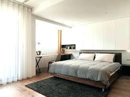 navy blue bedroom furniture. Contemporary Furniture Light Blue And Black Bedroom Wooden Bed Thick Navy Blanket  Headboard Shelf Cozy Bedside Wood  Furniture