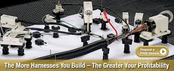 quick build harness board system a revolutionary modular solution for harness manufacturers