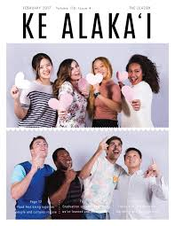 Ke Alaka'i - February 2017 by Ke Alaka'i News - issuu