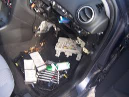 cabin air filter on my 2008 mazda 3 same instructions for 2004 this took me about 1 5 hours because i was very careful especially when handling the fuse box considering about 40 circuits go through there and if i have