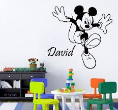 Mickey Mouse Bedroom Wallpaper Compare Prices On Mickey Mouse Wall Murals Online Shopping Buy