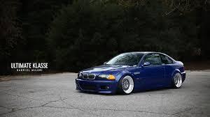 bmw m3 e46 stanced. Interesting Bmw The BMW E46 M3 Is Always A Head Turner On Bmw Stanced L
