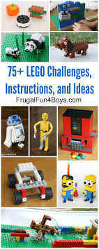 75 lego building projects for kids