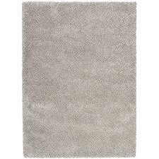 nourison amore light grey 5 ft x 7 ft area rug