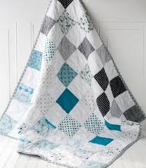 Baby Quilt Pattern Interesting 48 Easy Baby Quilt Patterns To Make For Your Pregnant Friends Ideal Me