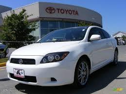 2008 Super White Scion tC #17326440 | GTCarLot.com - Car Color ...