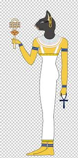 Ancient Egyptian Religion Cat Bastet Anubis Png Clipart Free