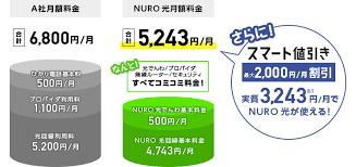 ニューロ 光 料金