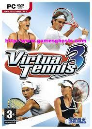 Resultado de imagem para baixar virtua tennis 3 pc completo