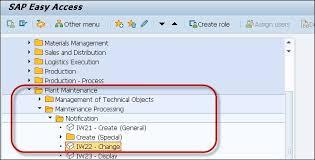 Preventive Maintenance Process Flow Chart Sap Pm Quick Guide Tutorialspoint
