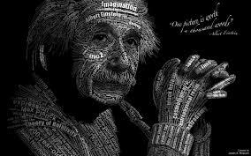 5082241 Albert Einstein Text Typography Wallpaper And Background
