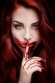 Vampires suck red head female vampire
