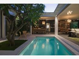 u shaped house plans with courtyard in middle lovely u shaped floor plans with pool inspiring