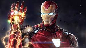 Laptop Full Hd Iron Man Wallpaper