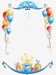 happy new year 2018 happy new year 2018 birthday picture frame clip art birthday frames