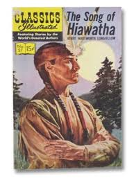 song of hiawatha by longfellow abebooks the song of hiawatha classics illustrated no longfellow henry wadsworth