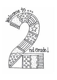 Ye are the temple of god (june 2015 friend). Welcome 2nd Grade Coloring Sheet Worksheets Teaching Resources Tpt