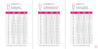 22 Surprising Gaynor Minden Pointe Shoe Size Chart