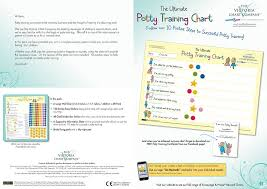 Potty Training Sticker Chart From 2yrs Ultimate Potty