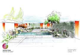Small Picture sketch garden Sketch giardini Pinterest Sketches Gardens