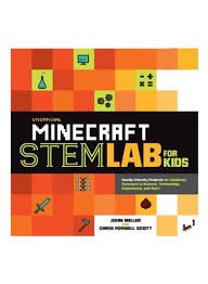 Exploring Design Technology Engineering Answer Key Unofficial Minecraft Stem Lab For Kids Family Friendly Projects For Exploring Concepts In Science Technology Engineering And Math Paperback