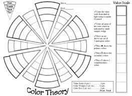 original 261186 1 my color wheel worksheet by noreen strehlow art teacher teachers on worksheet teacher