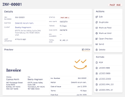 How To Create A Professional Invoice How To Make A Professional Legal Invoice Template Easy
