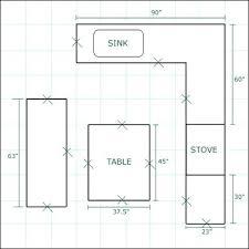 Restaurant Table Layout Templates Kitchen Design Template Interesting Template For Kitchen Design On
