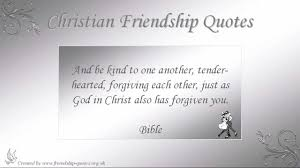 Christian Quotes About Friendship Best of Christian Friendship Quotes YouTube