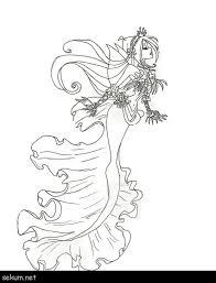 Free Coloring Pages Barbie Mermaid Best Of Kleurplaat Zeemeermin