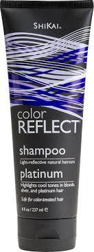 Shikai Color Reflect Platinum Shampoo 8