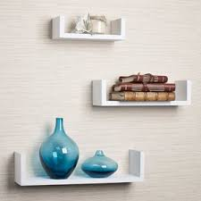 Colvard 3 Piece Floating Shelf Set