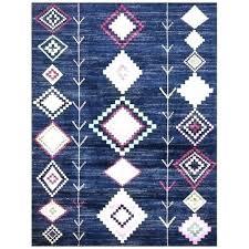 navy geometric rug network rugs navy amp pink pastel geometric rug blue geometric rug modern blue