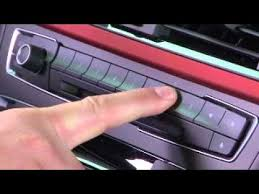tips and tricks bmw audio system i