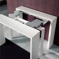 this hall table transforms into a long dining table goliath resource furniture space saving tables expandable console e8
