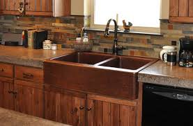 copper kitchen sinks