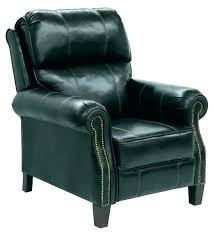 slim recliner chair small leather rocker recliners for modern