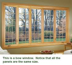 Are Bow Windows More Costly Than Bay WindowsBow Window Vs Bay Window Cost