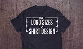 Vistaprint Shirt Design Best Logo Size For Shirts Design Guidelines From 9 Print Shops