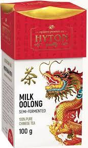 """Чай листовой Hyton """"Бирюзовый молочный <b>улун</b>"""" <b>китайский</b>, 100 ..."""