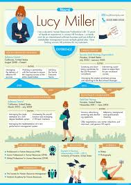 Infographic Resumemplate Cv Word Free Download Resume Template