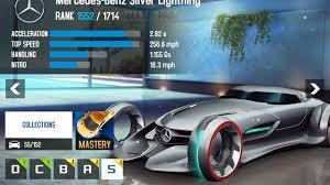 mercedes benz silver lightning asphalt 8. asphalt 8 mercedesbenz silver lightning multiplayer mercedes benz r