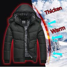 Men's winter Hoodies Quilted Jacket Warm Fashion Male Puffer ... & Men's winter Hoodies Quilted Jacket Warm Fashion Male Puffer Overcoat Parka  Outwear Winter Cotton Padded Hooded Adamdwight.com
