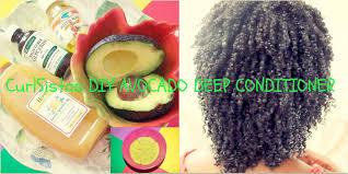 natural hair diy avocado deep conditioner curlsistas recipe