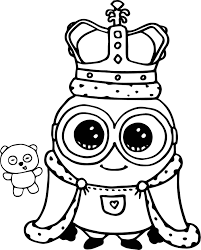 coloring pages minions fresh happy bob the minion crafty inspiration deable me printable coloring ideas