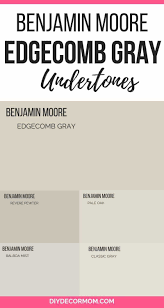 Benjamin Moore Light Pewter Vs Classic Gray Edgecomb Gray The Perfect Greige Paint Color Diy Decor Mom