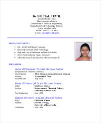 Bunch Ideas Of Electrical Engineering Resume Template 6 Free Word