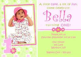 1 year old birthday invitations sle of birthday invitation card new beautiful 1 year old birthday